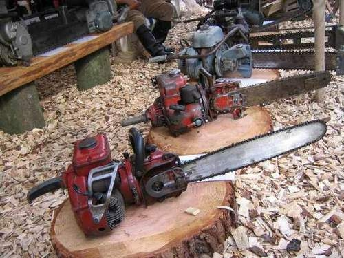 Adhesive Mineral Oils For Lubricating Chainsaws Chains