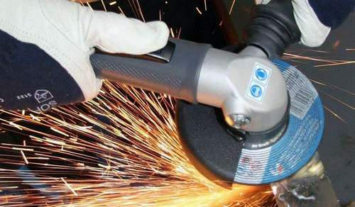 Aeg Angle Grinder Variable Speed