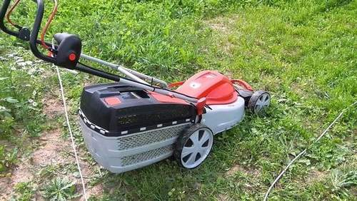 Alco Gasoline Lawn Mowers. Experience, Power, Variety