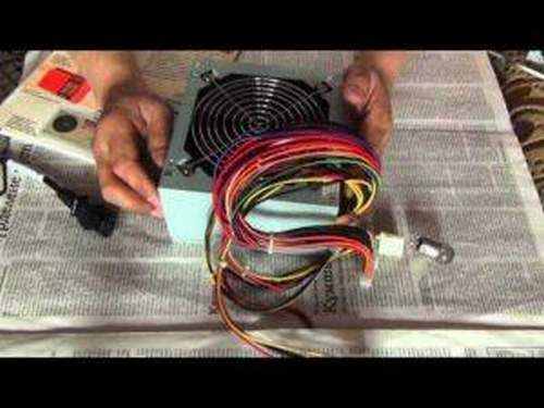 Alteration Computer Power Supply For Screwdriver