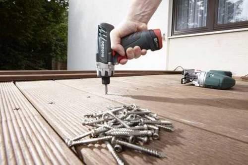 Can a Screwdriver Drill Concrete