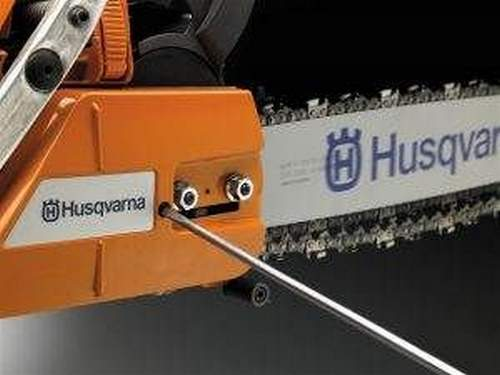 Chain For Chainsaw. Tension, Sharpening, Maintenance