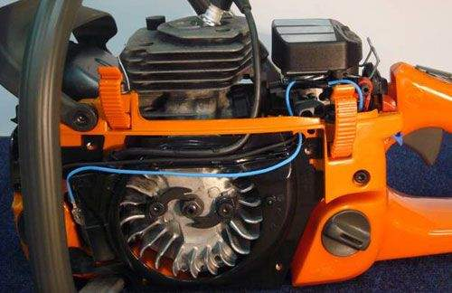 Chainsaw Motor Running Chain Not Spinning