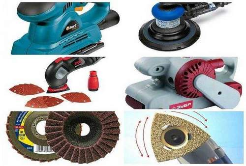 Choice of Grinding Wheels for Eccentric Grinders