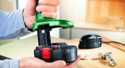 Convert Bosch Screwdriver Battery To Lithium