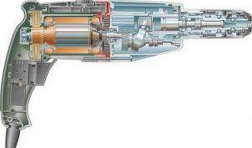 Dismantling the Bosch 2 Hammer 26