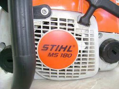 Dismantling the Stihl Ms 180 Chainsaw