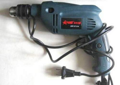 Electric Drill Adjustable Speed