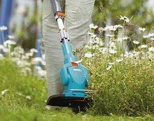 Electric Trimmer. How to Choose? Electric Trimmers: How to Choose a Cottage For Hard Grass?