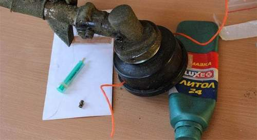 Grease For Trimmer Gearbox. How and How to Lubricate?