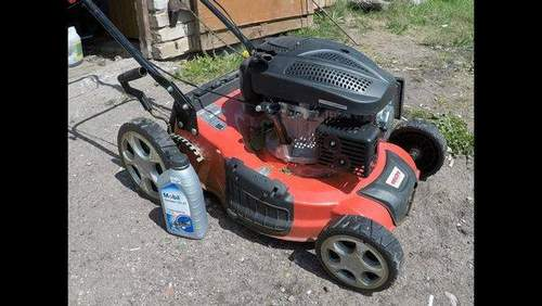How to Change Champion Lawn Mower Engine Oil