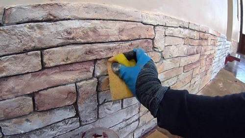 How to Cut Artificial Stone Video