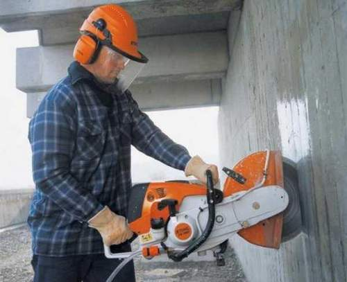 How to Cut Concrete Angle Grinder Without Dust