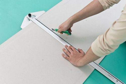How to Cut Gvl Sheets at Home