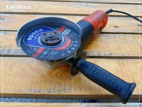 How to Cut Thick Metal Angle Grinder