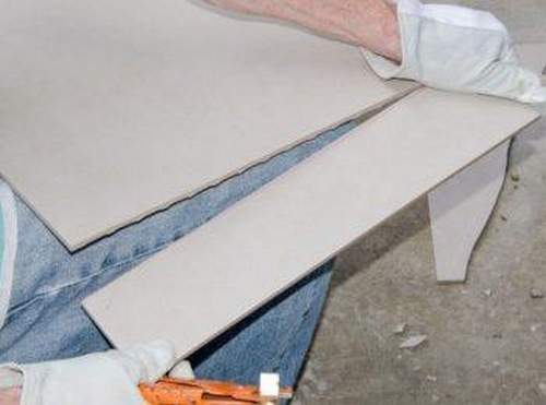 How to Cut Tile Without a Tool