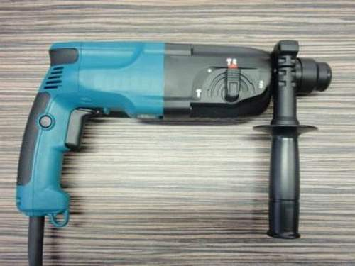 How to Disassemble a Makita 2450 Hammer