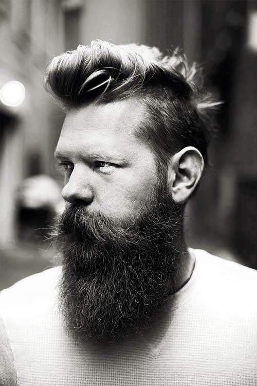 How to Grow a Beard: A Guide For Beginners On Styling And Growing A Beard.