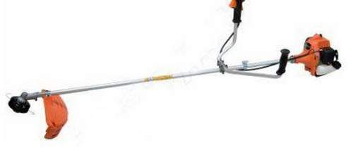 How to Insert a Fishing Line into a Hitachi Gasoline Trimmer