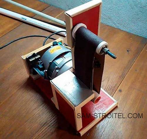 How to Make a Sander from a Sander