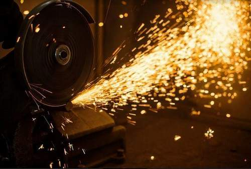 How to Make an Angle Grinder at Home