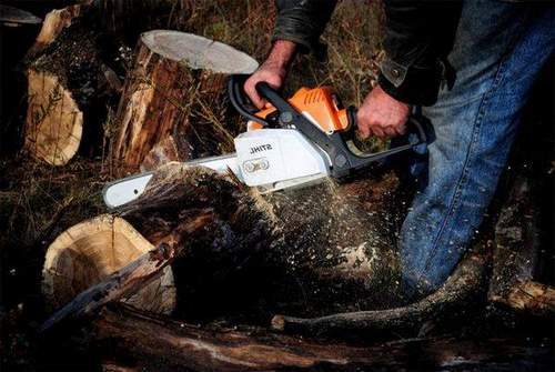 How to Make an Outboard Stihl Trimmer Motor