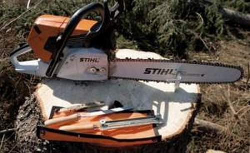 How to Properly Sharpen a Chainsaw Chain