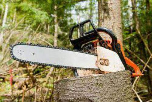 How To Put The Chain On Stihl Correctly