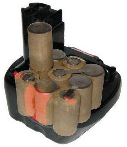 How to Recover a Hitachi Screwdriver Battery