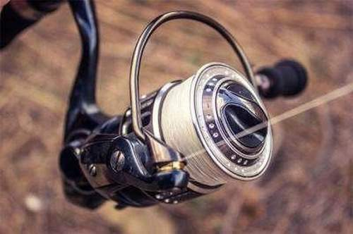 How to Reel Fishing Line: Reel
