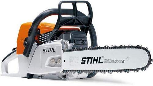 How to Remove a Silencer on a Stihl 211