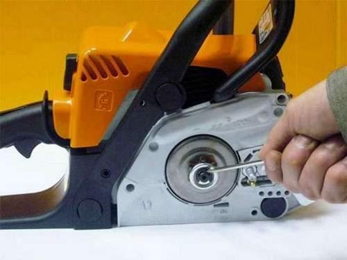 How to Repair a Stihl 180 Chainsaw