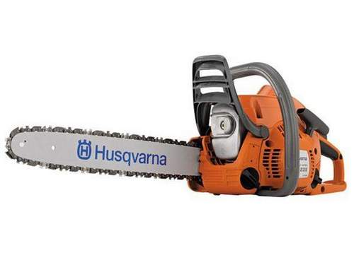 How to Start a Husqvarna 236 Chainsaw