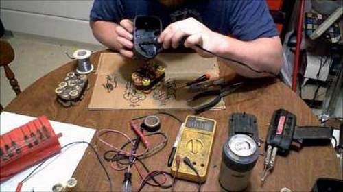 How to Test a Lithium Screwdriver Battery