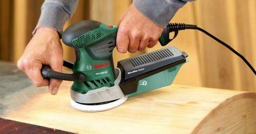 How to Use a Wood Sander