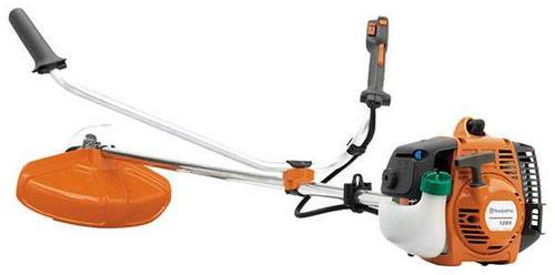 How to Use Grass Trimmer Husqvarna Video