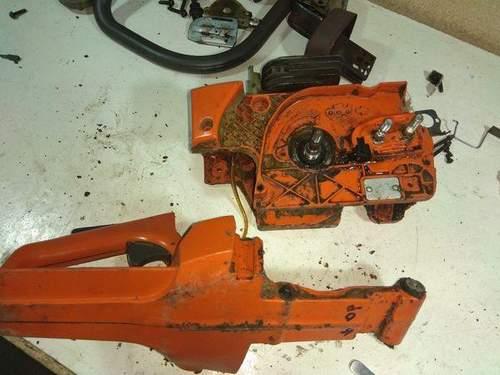 Husqvarna 137 Chainsaw Stalls Under Load