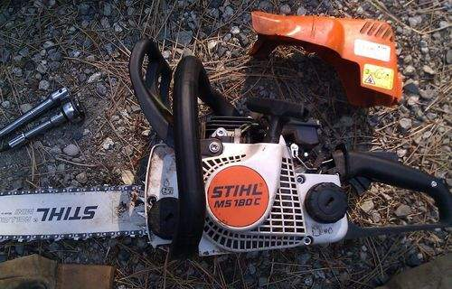 Husqvarna 137 Chainsaw Will Not Start