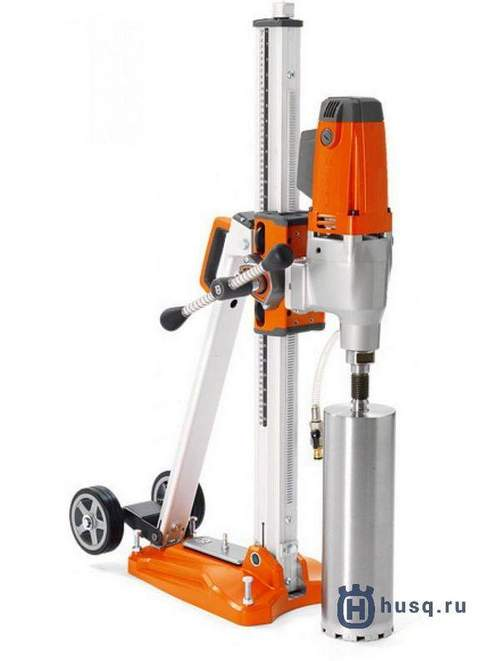 Husqvarna Dms 160 Diamond Drilling Rig