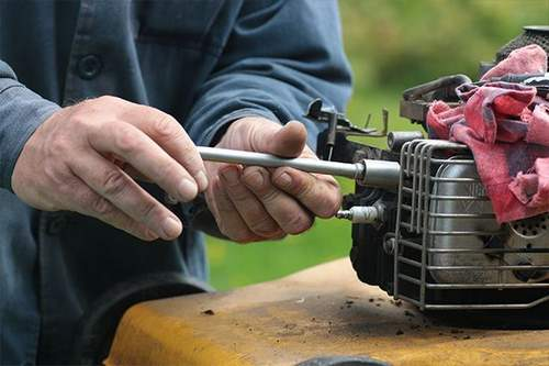 Lawnmower Repair And Maintenance
