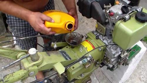 Motoblock Oil. The Key To Proper And Safe Operation