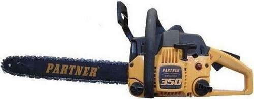Partner 350 Chainsaw Lubrication System