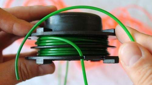 Replacing Fishing Line In Champion Trimmer