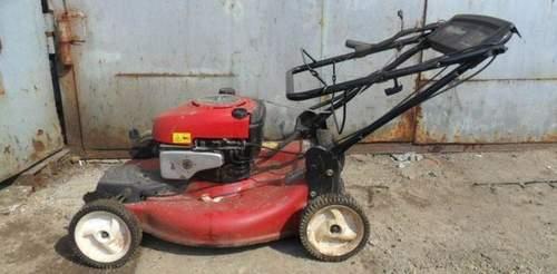 Self Repair Lawn Mowers