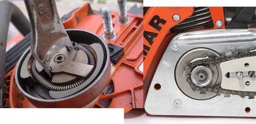 Sprocket Replacement In Chinese Chainsaw