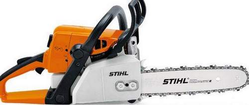Stihl 180 Chainsaw Working Principles