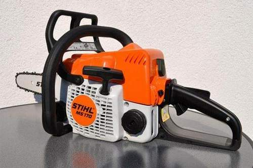 Stihl 180 Launch With Easy Launch