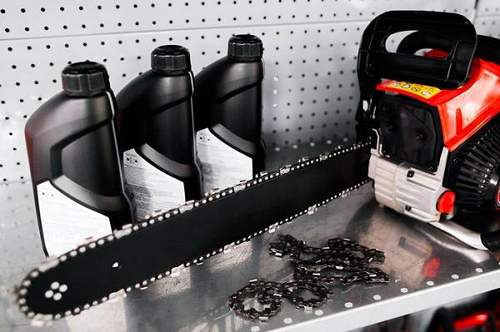 Stihl Chainsaw Chain Lubrication Oil