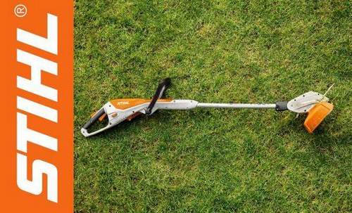 Stihl Fs 38 Trimmer Doesn't Pick Up
