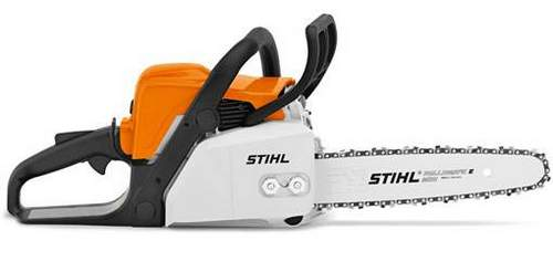 Stihl Ms 180 How Many Links